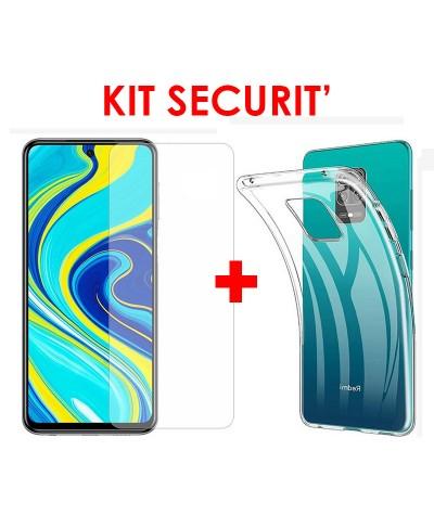 KIT SECURIT' Redmi Note 9S