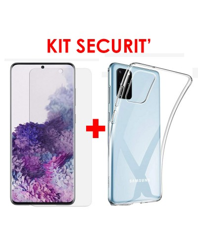 KIT SECURIT' Samsung S20+