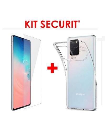 KIT SECURIT' Samsung S10 Lite