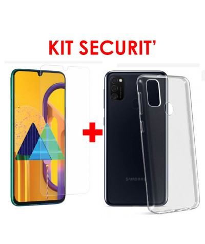 KIT SECURIT' Samsung M30S / M21