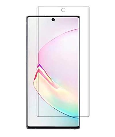 VERRE TREMPÉ Samsung Note 10+