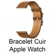 Bracelet Cuir Apple Watch